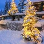 030118, Rovaniemi, Finland, Santa Claus Village, Joulupukin Pajakylä, Photo: Rowan.