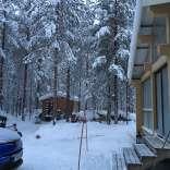 040117, Kokkohauta, Matti, Savukoski, Finland, Photo: Rowan.