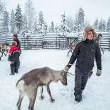 060118, Finland, Savukoski, Martti, Värriöjoki, Photo: Rostam Zandi. Many thank yous to: Hotelli Samperin Savotta.
