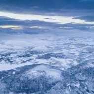080117, Kiruna, Kurravaara, Norrbotten, Photo: Rostam Zandi.
