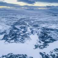080117, Kiruna, Norrbotten, Kurravaara, Photo: Rostam Zandi.