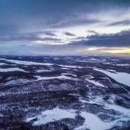 080117, Kiruna, Jukkasjärvi, Norrbotten, Photo: Rostam Zandi.