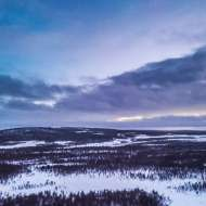 080117, Kiruna, Norrbotten, Photo: Rostam Zandi.