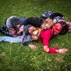 120610, Synth-Picknick.nu, Zombie Walk, Photo: Rostam Zandi.