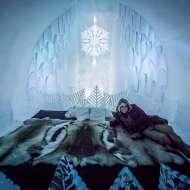 270214, Jukkasjärvi, IceHotel, Photo: Rostam Zandi.